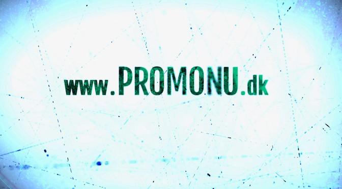 Promonu.dk Website Launch